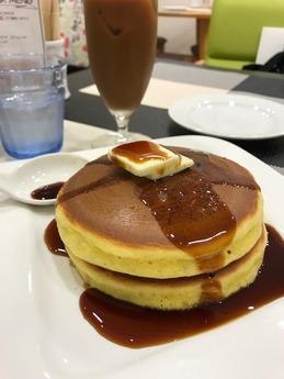 ホットケーキ倶楽部 珈琲茶房 (4)