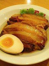 萬福食堂 豚角煮 500円