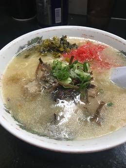 ぽん吉ラーメン (3)