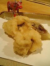 鱧の天ぷら