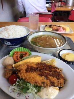 きらく食堂 (3)