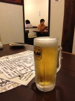 楽歳 ビール
