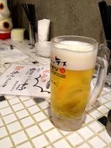 デンジャラスチキン 生ビール