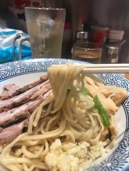 姫路タンメン油そば (4)