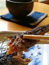 たなか あまごの甘露煮(700円)2