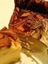 ハンモック チーズケーキ(400円)2