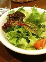 カルボナイオ 自家製野菜のサラダ