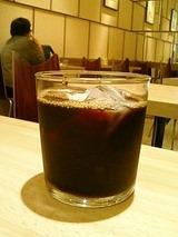 Deli cafe アイスコーヒー
