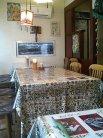 エベレスト 店内テーブル席