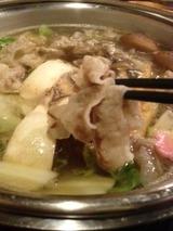 イベリコ屋姫路店 イベリコ豚のはりはり鍋