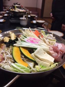 金鍋 ちゃんこ (1)