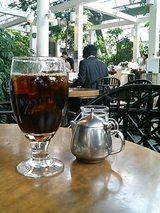 バリアイスコーヒー(480円)