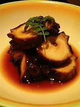 明石産蛸の柔らか煮(850円)