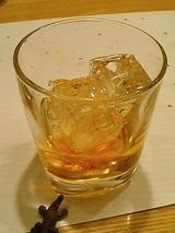 殿のウィスキー
