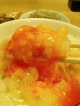 みなとや 卵ご飯ラーメンセット(650円)