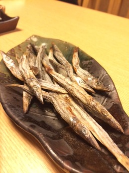 津 さん喜ち 干し魚