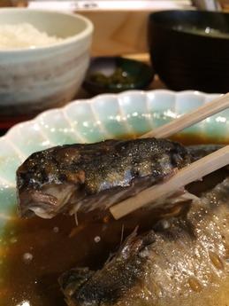 角打 丸の内 鯖味噌煮込み (2)