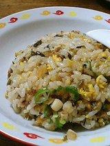 台湾料理ぎょうざ苑 什錦炒飯(500円)