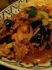 豚肉の串焼きココナッツカレー味(ムー・サテー)840円