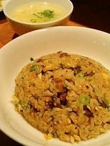 紫微星 焼き飯(600円)