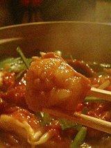 山賊 ホルモン鍋(1050円)3
