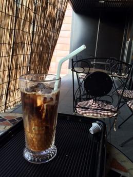弘乳舎 アイスコーヒー 300円