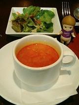 セット(スープ・サラダ)