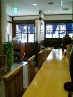 姫路食堂 カウンター席