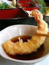 むぅ 海老天ぷら
