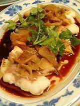 紀元 蒸し魚葱ザーサイ入り(735円)