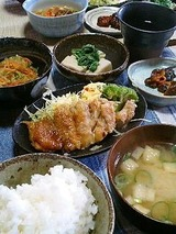 日山ごはん 日替わり定食 500円