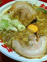 カレーラーメン(800円)