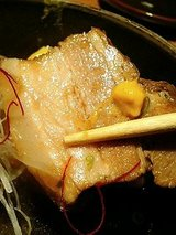 じごろ 豚の角煮(781円)