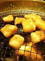 焼肉 快 丸腸(650円)