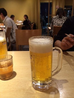 驛麺 ビール
