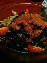 もへゑ 海草サラダ
