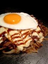 喃風三田店 半熟玉子のチーズモダン