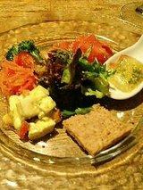 サグラ 前菜の盛り合せ