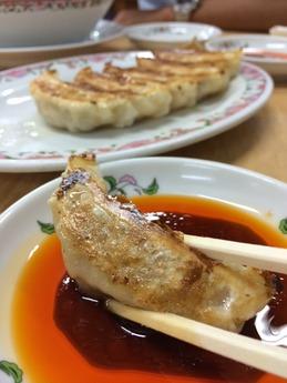 熊本王将 餃子 (2)