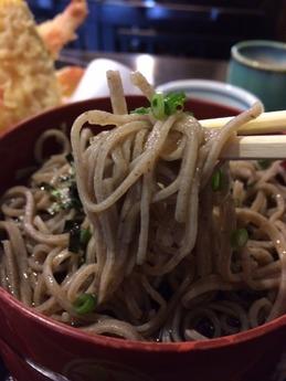 羽根屋 天ぷら割子 1500円 (1)