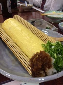 どい寿司 出汁巻き