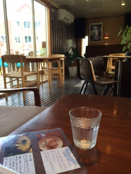 ハンモックカフェ 店内