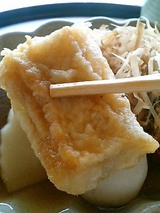 四季亭 甘鯛と筍の煮浸し