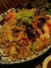 海老と春雨のサラダ(ヤム・ウンセン)945円