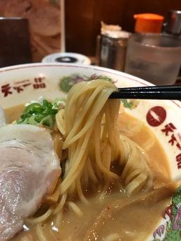 天下一品ディナー (4)