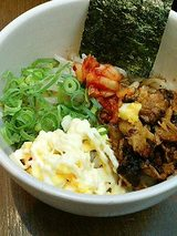 麺処かめや チャーシュー丼(200円)