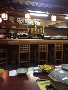 どい寿司飾磨 店内