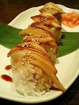 はなの舞 あなご棒寿司380円