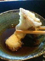 ダイニングむぅ 季節野菜の天ぷら