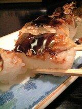 平宗本店 焼鮎寿司2